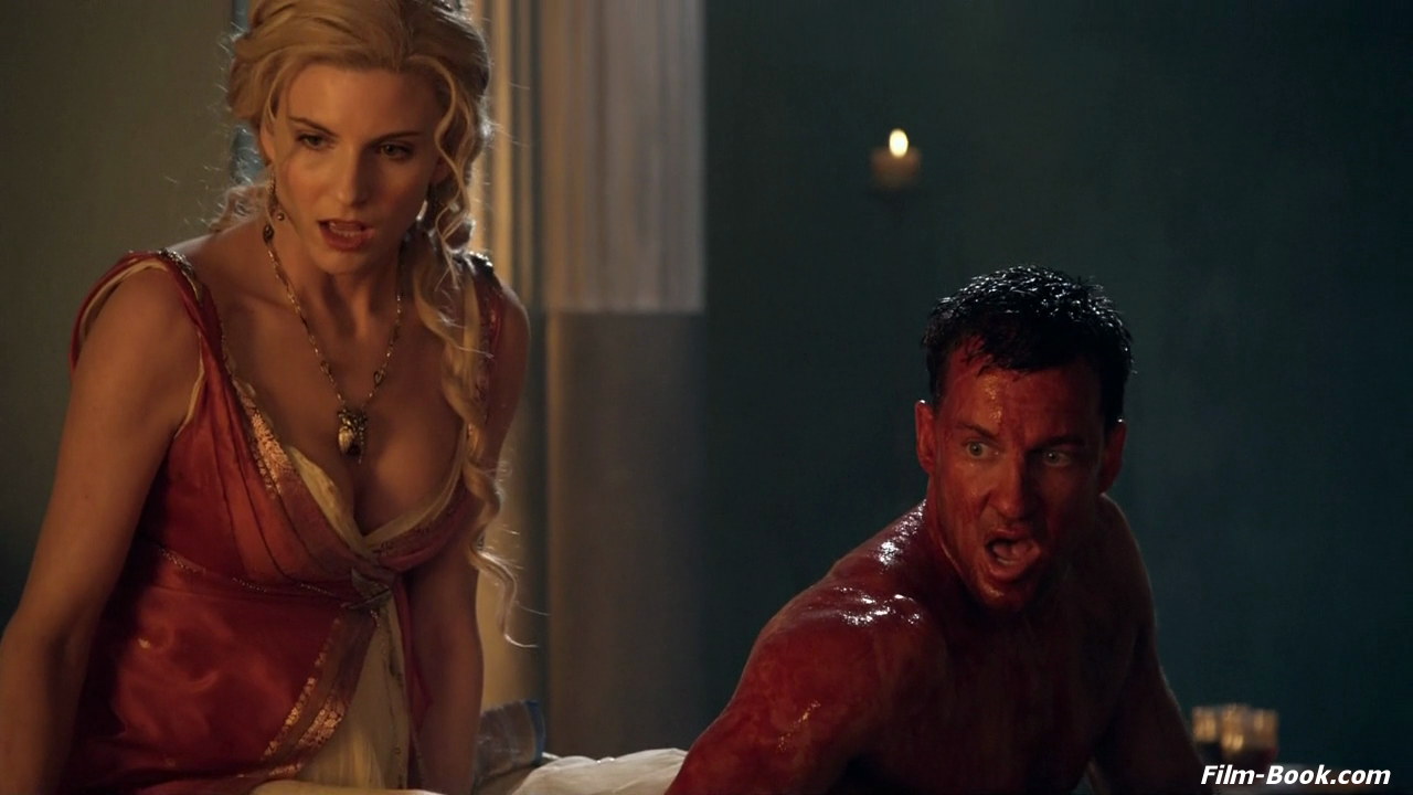 spartacus vengeance season 2 episode 9 monsters photos