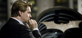 Christopher Nolan Batsignal