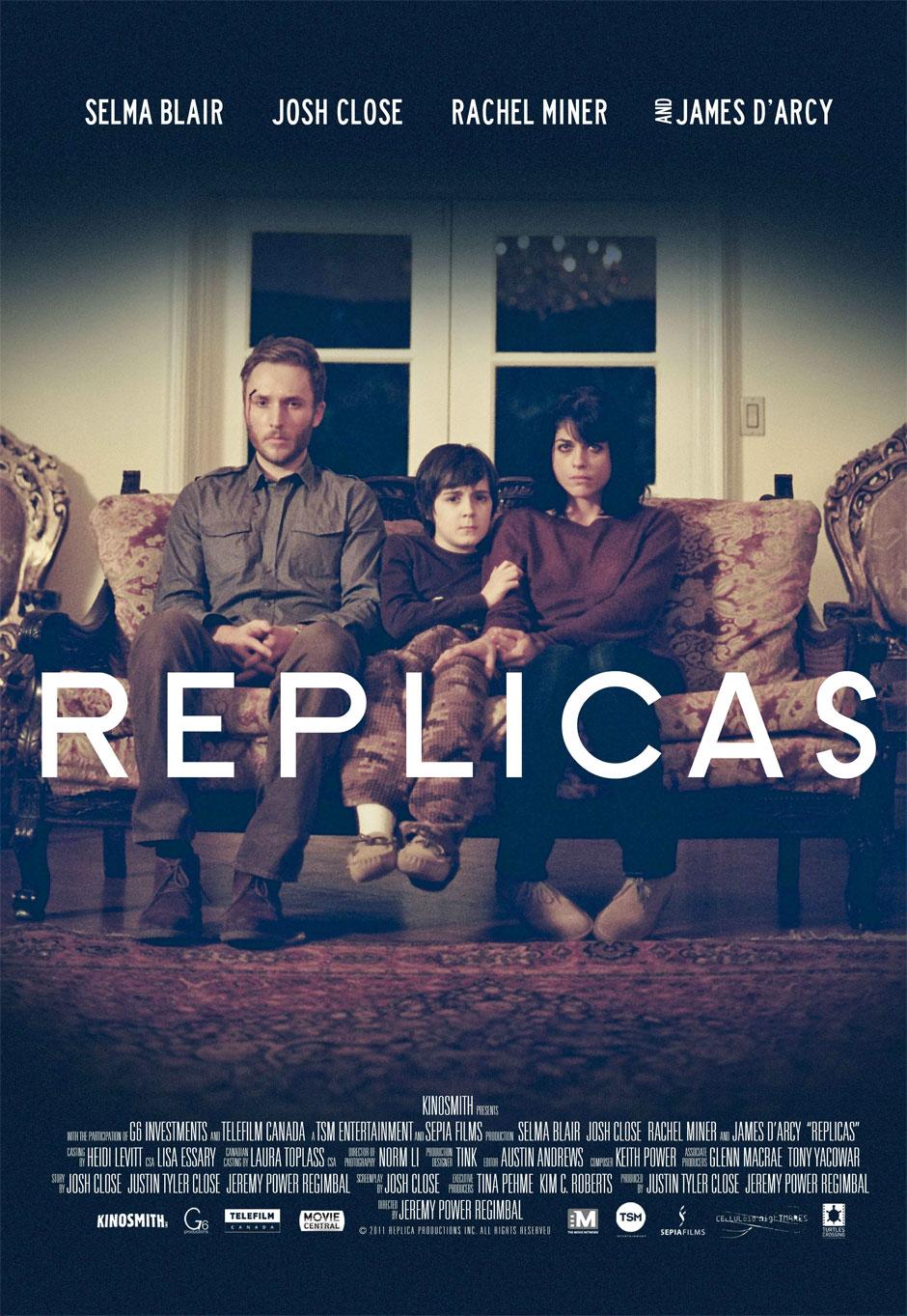 replicas film