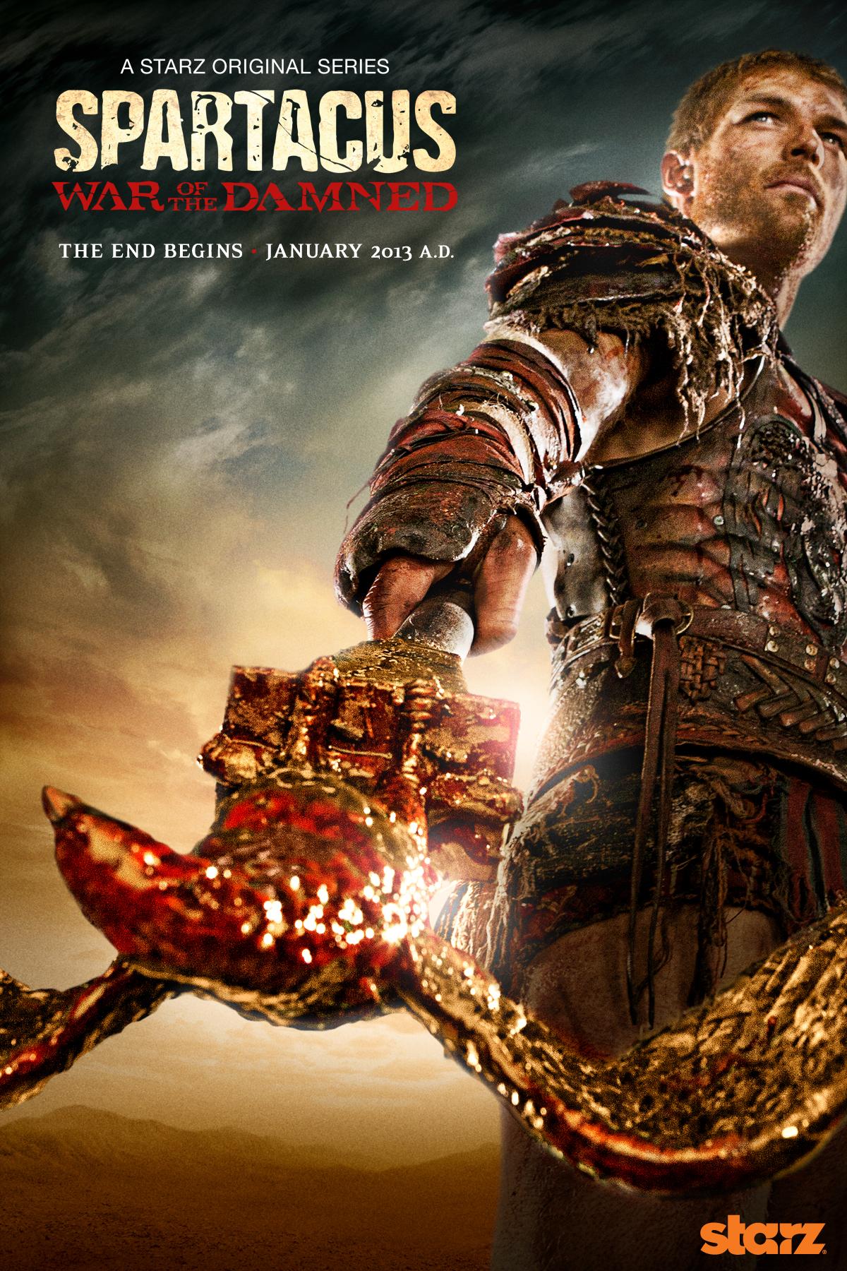 ERIN CUMMINGS.. Spartacus: War of the Damned Siren ...