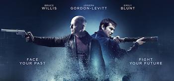 Looper Quad Movie Poster