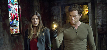 Michael C Hall Jennifer Carpenter Dexter Season 7