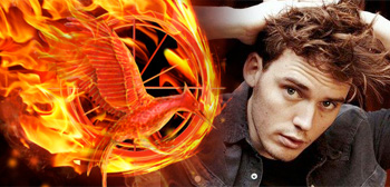Sam Claflin The Hunger Games Catching Fire