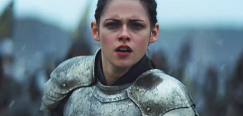 Kristen Stewart Snow White and the Huntsman