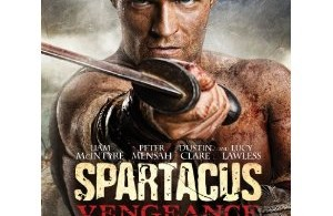 Spartacus Vengeance The Complete Second Season Blu-ray