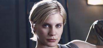 Katee Sackhoff Battlestar Galactica