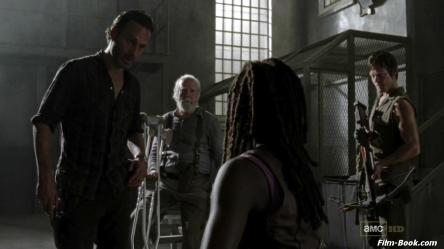 THE WALKING DEAD: Season 3, Episode 7: When the Dead Come