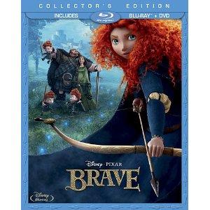 Brave Blu-ray