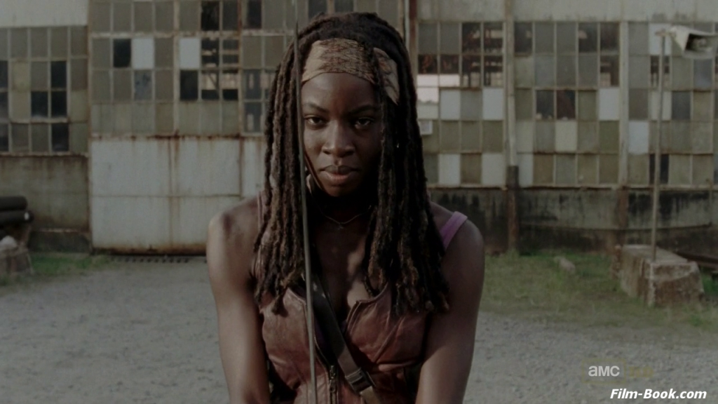 Danai Gurira The Walking Dead Say The Word