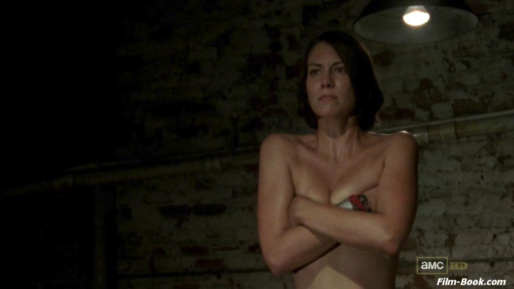 Lauren Cohan Nude The Walking Dead When the Dead Come Knocking