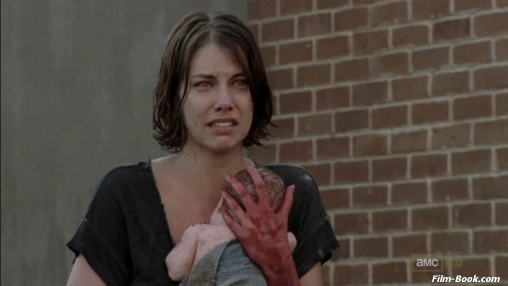 Lauren Cohan The Walking Dead Killer Within