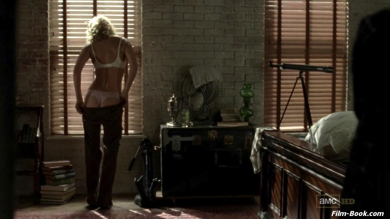 Laurie Holden Sex Scene