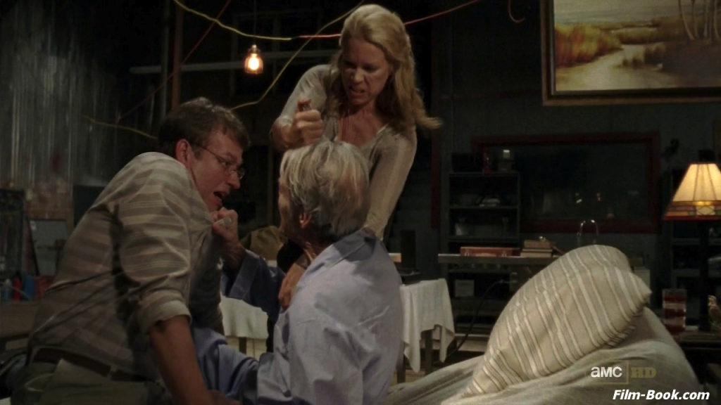 Laurie Holden The Walking Dead When the Dead Come Knocking