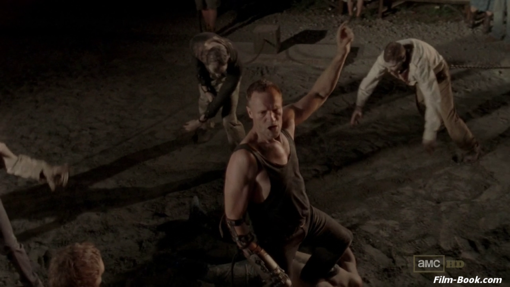 Michael Rooker The Walking Dead Say The Word
