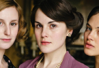 Michelle Dockery Laura Carmichael Jessica Brown Findlay Downton Abbey