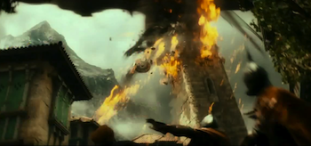 Smaug The Hobbit An Unexpected Journey