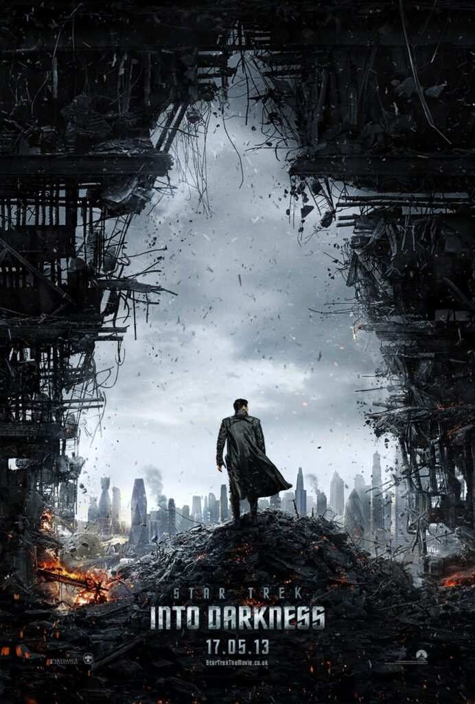 Star Trek Into Darkness Teaser Poster