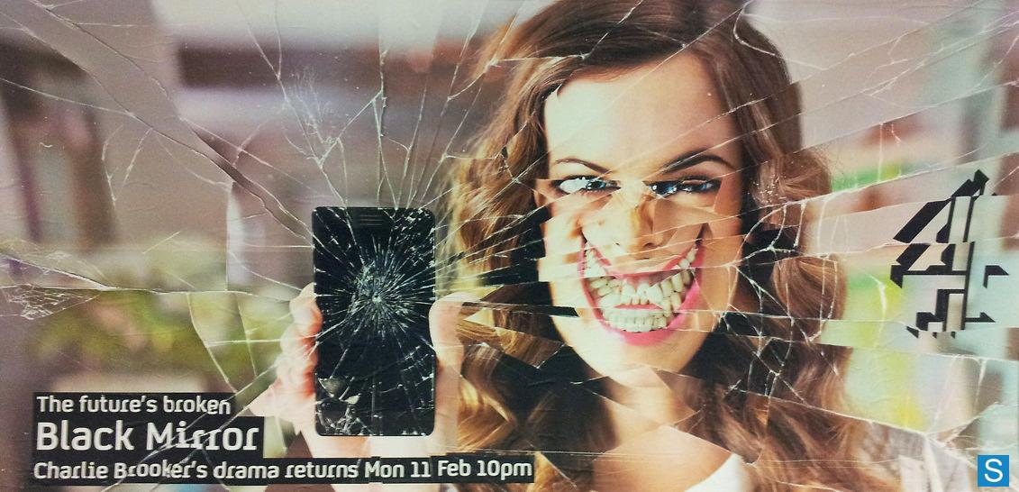 Black Mirror Season 2 TV Show poster