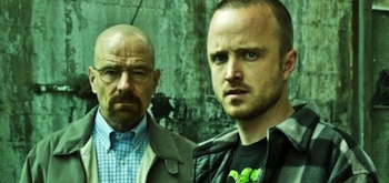 Bryan Cranston Aaron Paul Breaking Bad