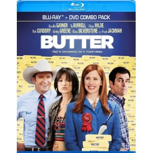 Butter Bluray