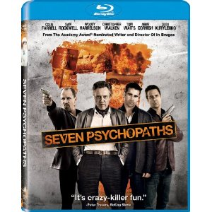 Seven Psychopaths Bluray