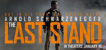 The Last Stand Movie Banner