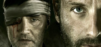 The Walking Dead Season 3.5 TV show poster