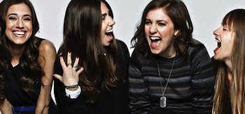 Allison Williams Zosia Mamet Lena Dunham Jemima Kirke Girls