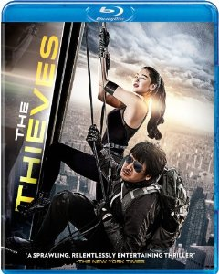 The Thieves Bluray