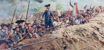 Bunker Hill Illustration