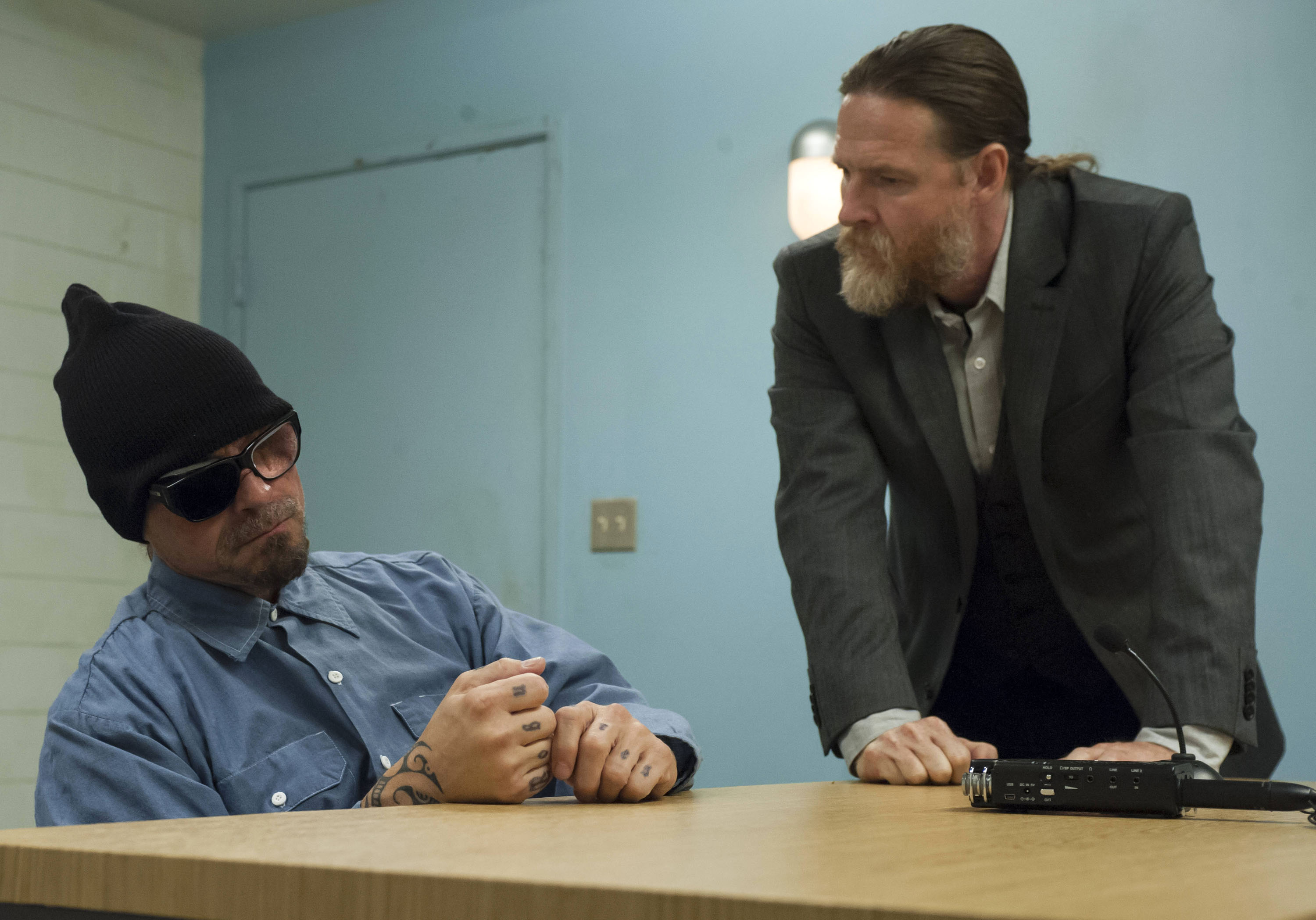 Donal Logue Kurt Sutter Sons of Anarchy