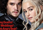 Game of Thrones Entertainment Weekly Cover 2013