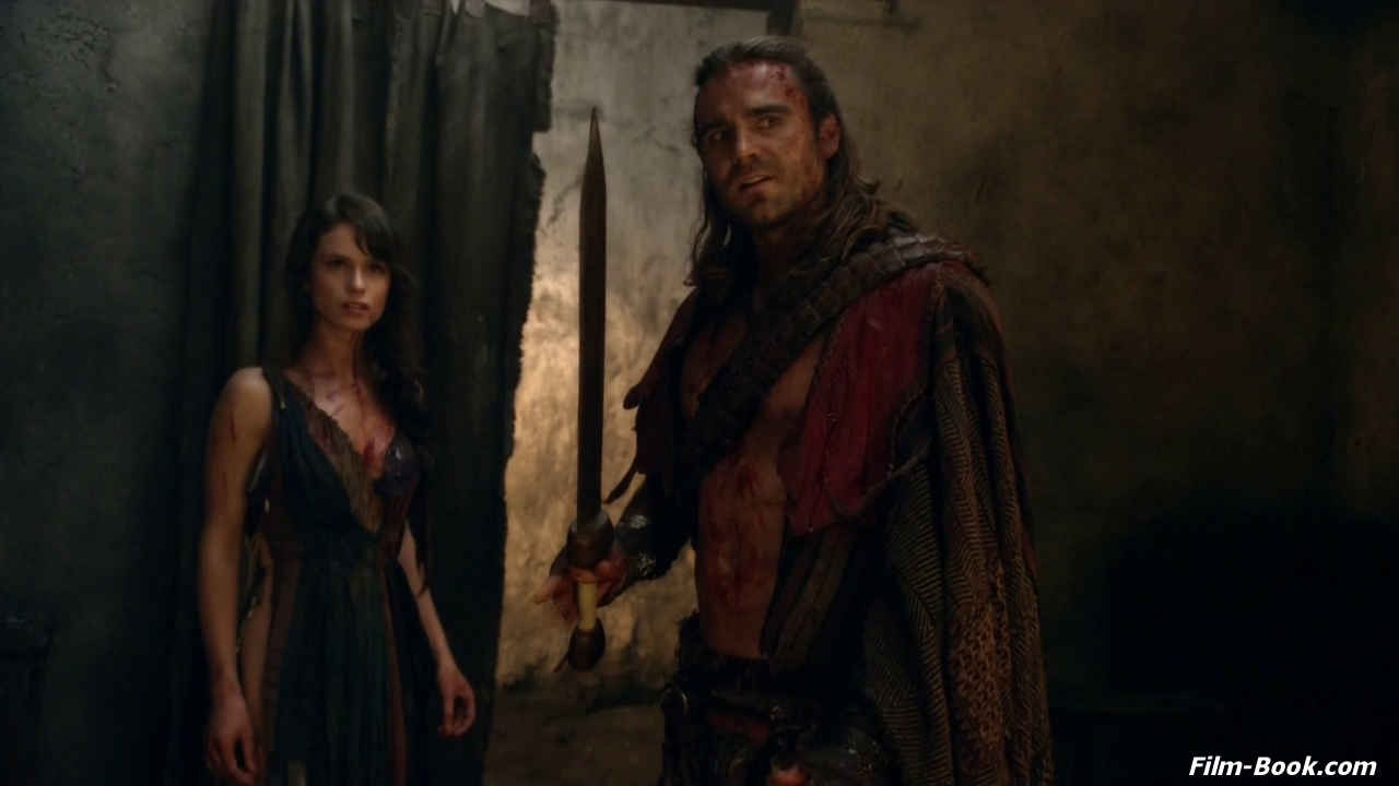 SPARTACUS: WAR OF THE DAMNED: Season 3, Episode 6: Spoils ...