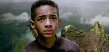 Jaden Smith After Earth