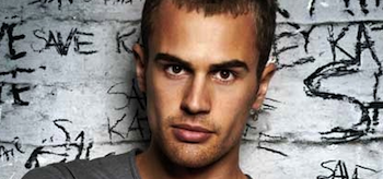 Theo James Bedlam
