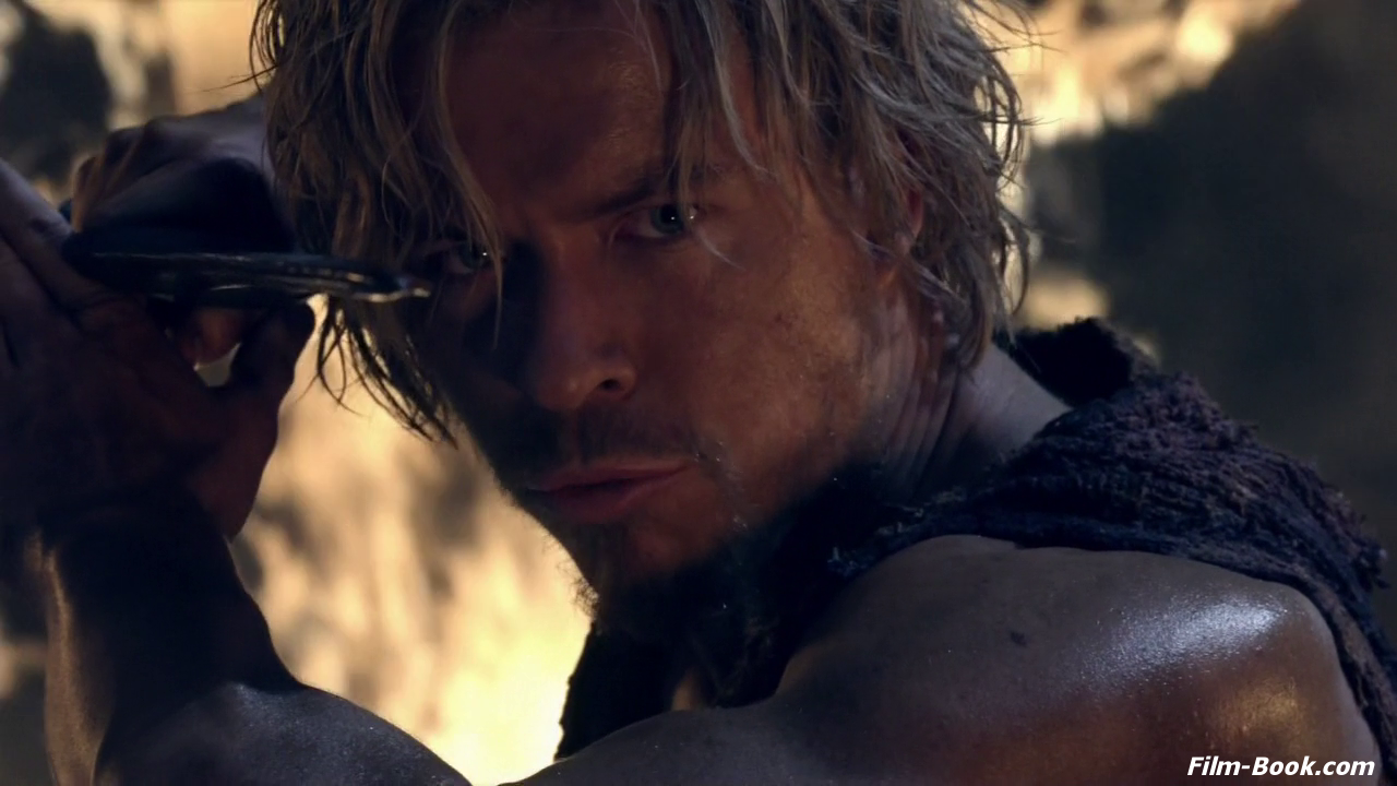 Todd Lasance Spartacus War of the Damned Blood Brothers