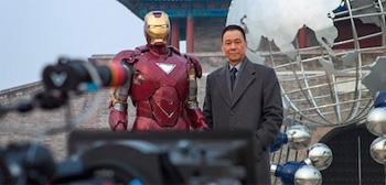 Wang Xueqi Iron Man 3