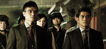 Aaron Kwok Cold War