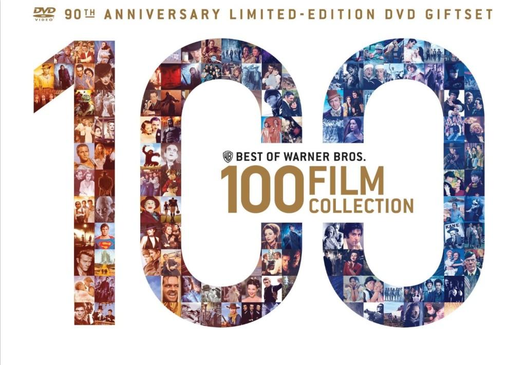 Best of Warner Bros 100 Film Collection DVD