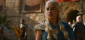 Emilia Clarke Game of Thrones And Now His Watch Is Ended