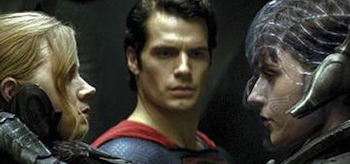 Henry Cavill Amy Adams Antje Traue Man of Steel