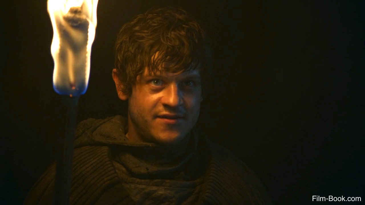 Iwan Rheon Ramsay Snow Game of Thrones And Now His Watch Is Ended