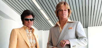Matt Damon Michael Douglas Behind the Candelabra