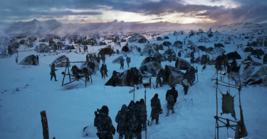 Wilding Camp Game of Thrones Valar Dohaeris