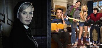 American Horror Story The Big Bang Theory
