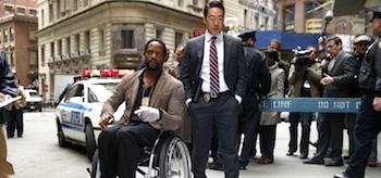 Blair Underwood Kenneth Choi Ironside
