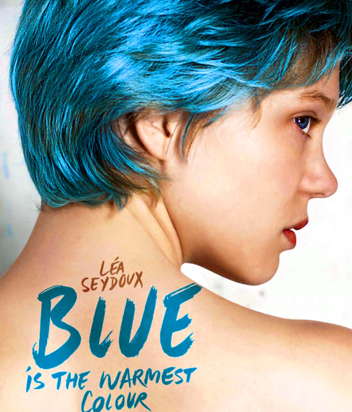 Blue is the Warmest Colour movie poster
