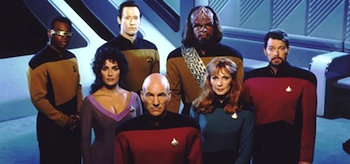 Bridge Crew Star Trek The Next Generation