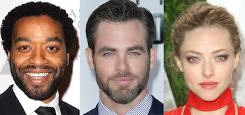 Chris Pine Amanda Seyfried Chiwetel Ejiofor Z For Zachariah