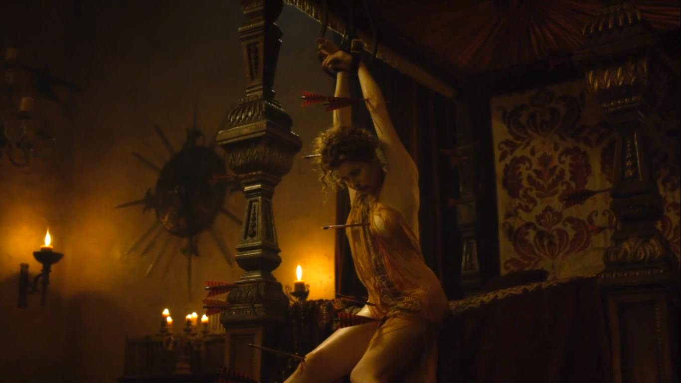 Esmé Bianco Arrows Dead Game of Thrones The Climb